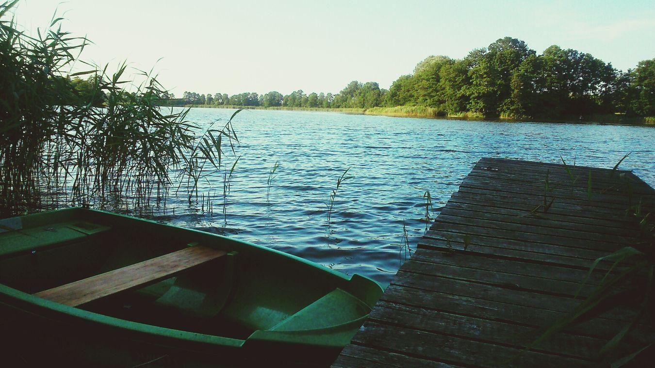 Relaxing Taking Photos Lake View Enjoy The Silence First Eyeem Photo