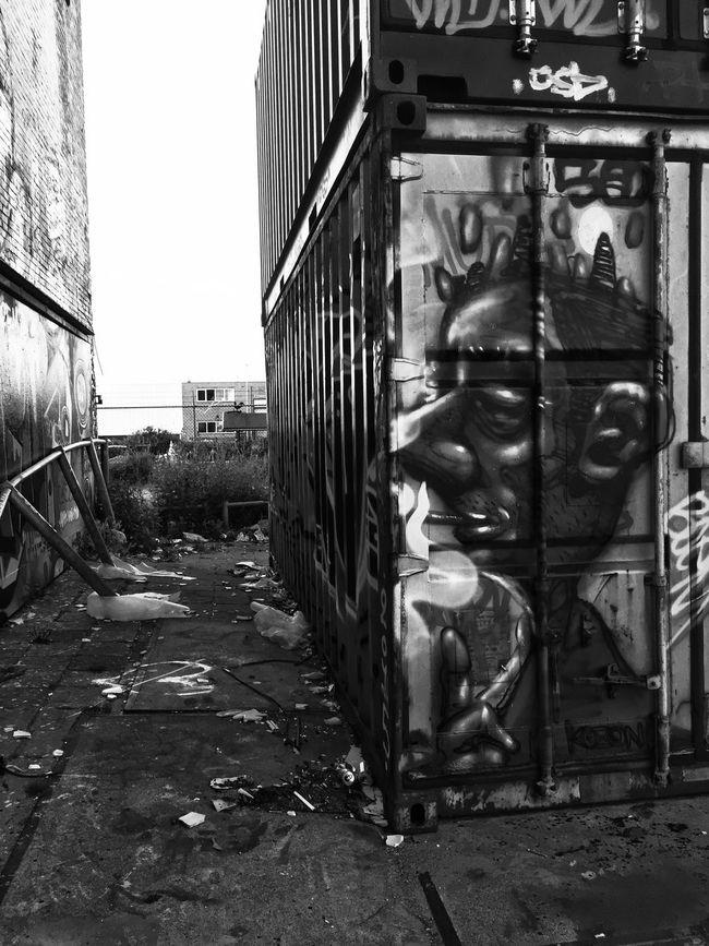 Is It Art? Bnw_friday_eyeemchallenge Blackandwhite Black And White Photography Black&white Streetart