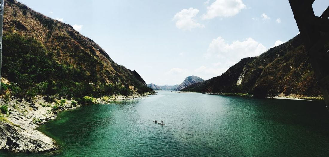 Nature never fails to amaze me ❤️📷 Philippinesphotography Travel Itsmorefuninthephilippines Ilocos Philippines Water Mountain Nature Day Beauty In Nature Sky Outdoors First Eyeem Photo