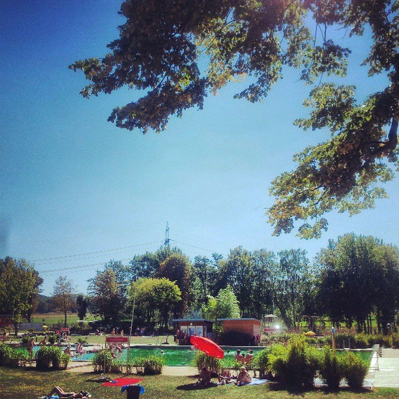 Naturbad Froschloch Dortmund Hombruch sommer spaß