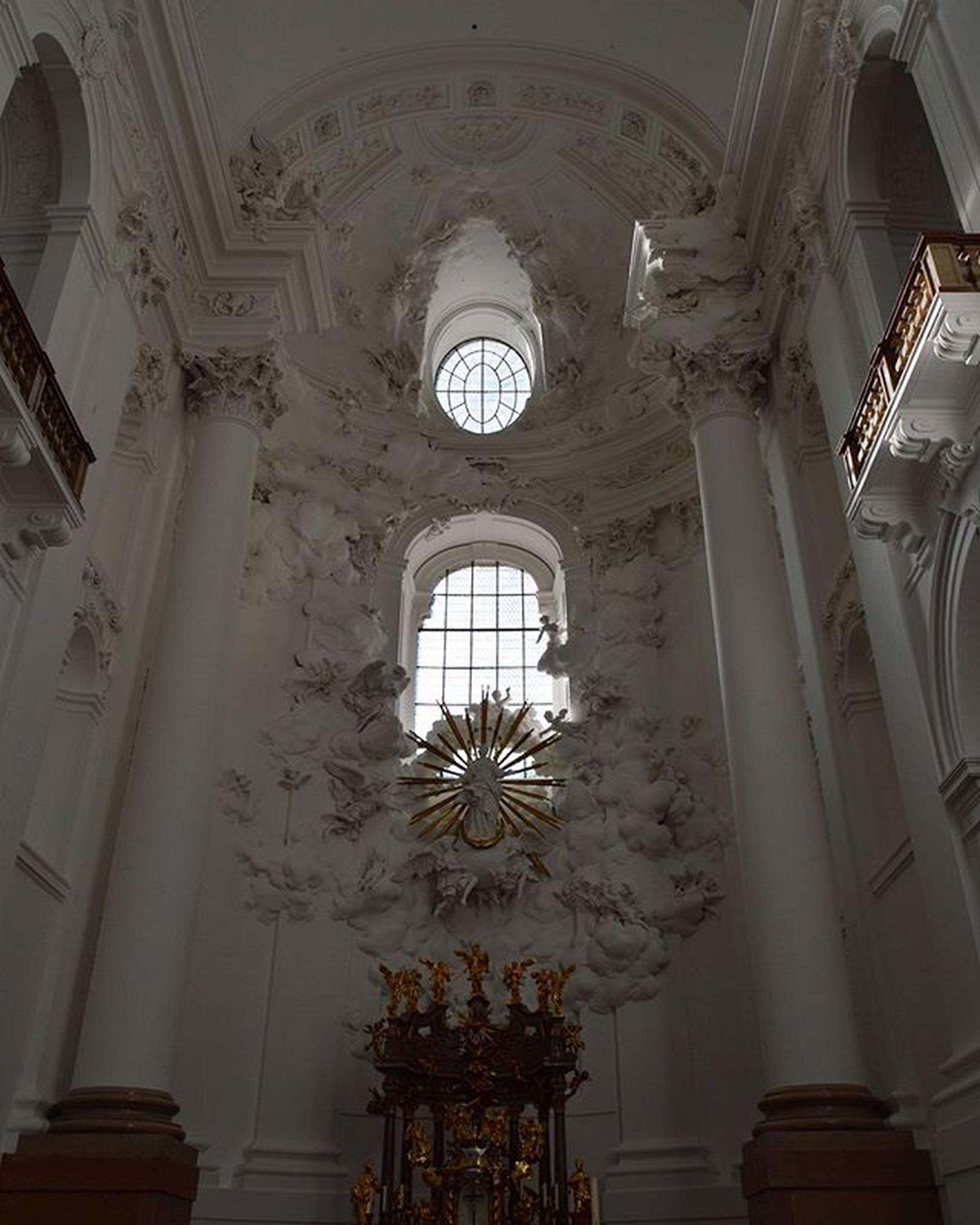 Kollegienkirche. У меня был восторг от увиденного! Salzburg Kirche Church Kollegienkirche Kollegienkirchesalzburg Altstadt Austria Österreich Ferien Holidays Travel2austria Travel Latergram Europe
