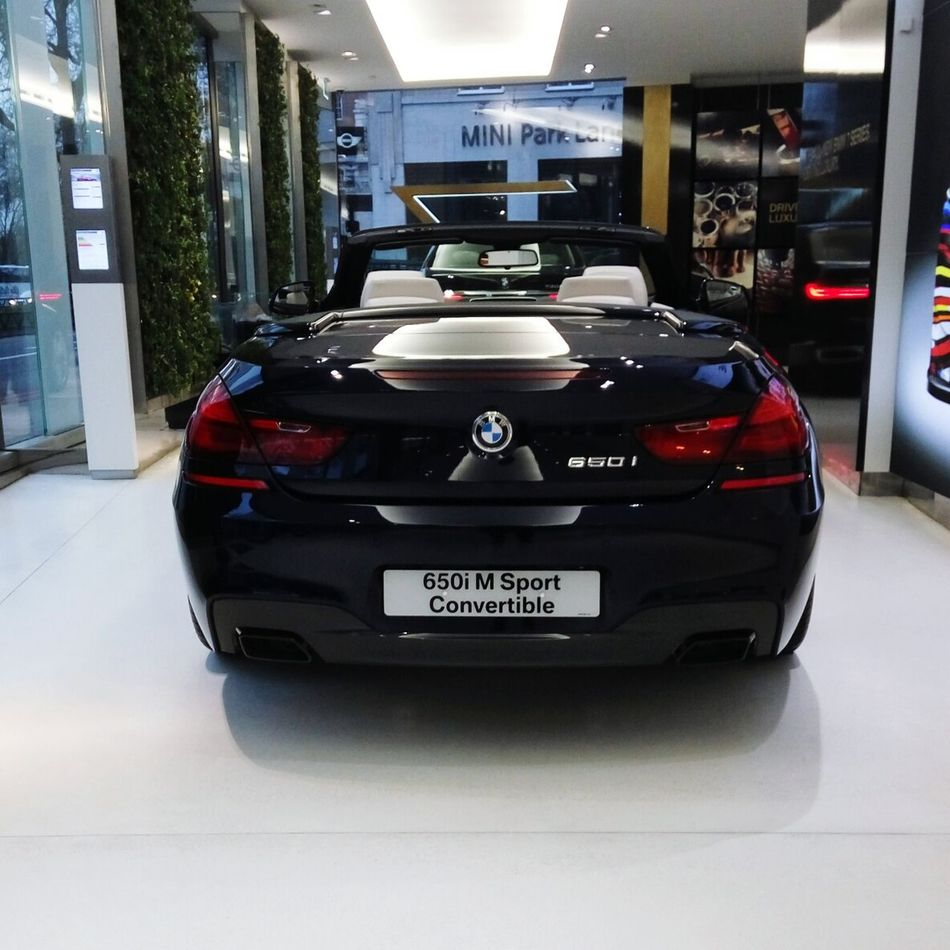 Fast and furious.. Bmw 650i 6series M convertible Sport Beast Beastmode London Parklane New Luxury Cars Car Luxurylife Fast Cars Fastandfurious