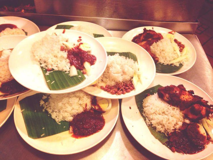 Saturday breakkie ? Yummy♡ In My Mouf Malaysian Food Hungry