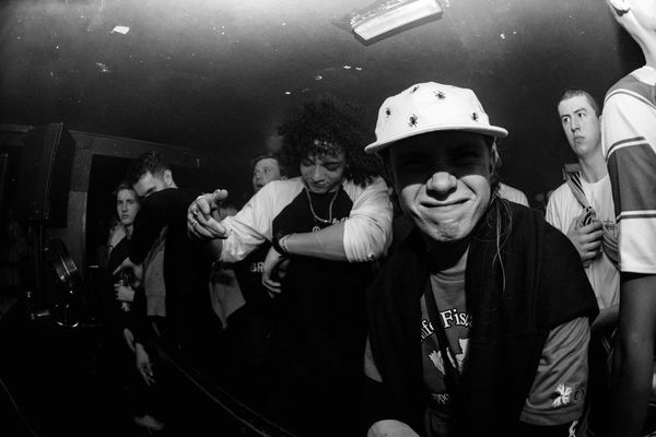 Welcome Arts Culture And Entertainment Archival Indoors  Men People Night Portrait Adults Only Young Adult Adult Headwear Only Men Film Industry Underground Rave Drumandbass Gig The Photojournalist - 2017 EyeEm Awards