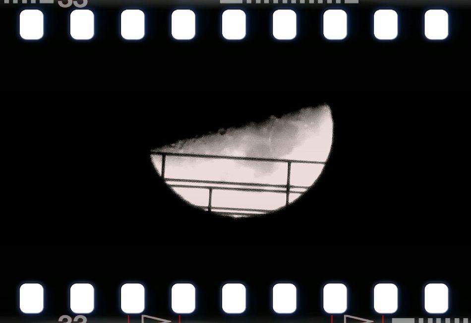 Monochrome Roma Blackandwhite Monteverde Vecchio 35mm Film Open Edit Moonlight