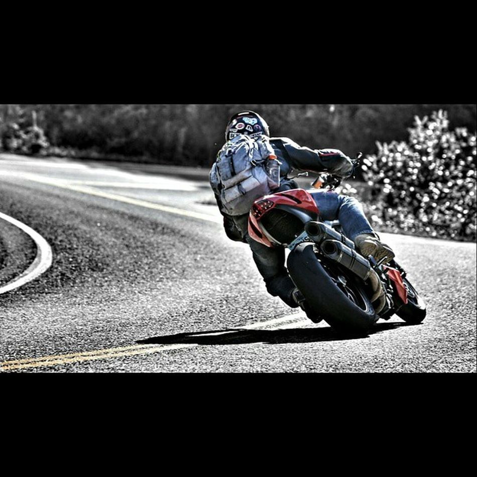 """I'd never wake her but if her slumber ever ceases i would rouse her with my kisses and tussle with her demons. Semmingly familiar even tho ive never met her. Like i sent a dream to heaven and it sent..her."" Heiruspecs Ducati Ducatistreetfighter Lovethatsong Needaroadtrip"