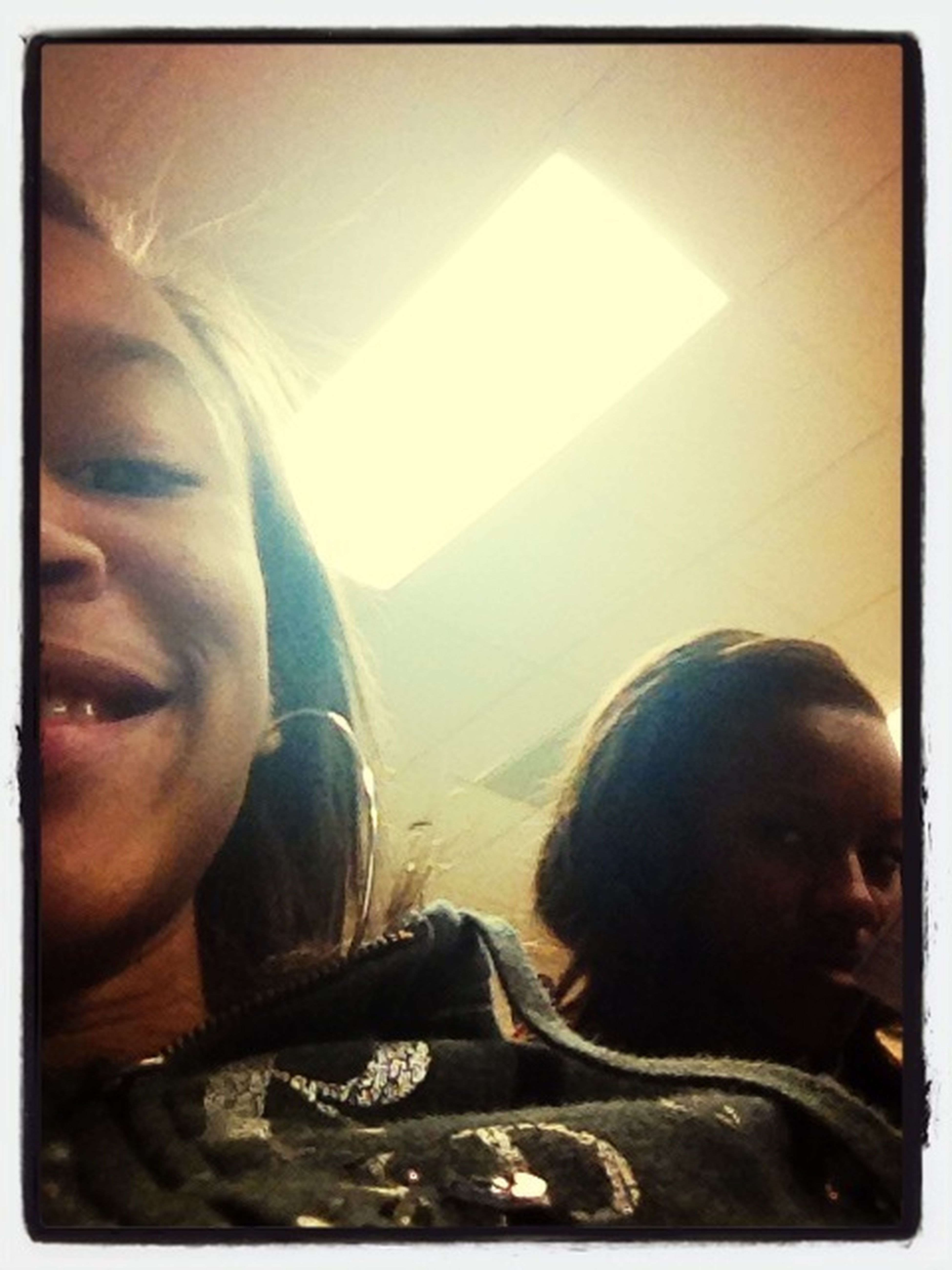 Creeping On Kaylor In Science ! Ahha