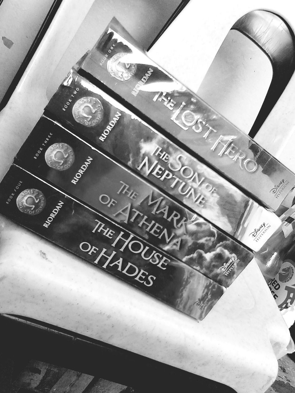 I just miss reading. Uncle Rick, I will read the last book. But first let me reread all these. Teehee. ???? Bookworm Heroesofolympus Unclerick FirstLove