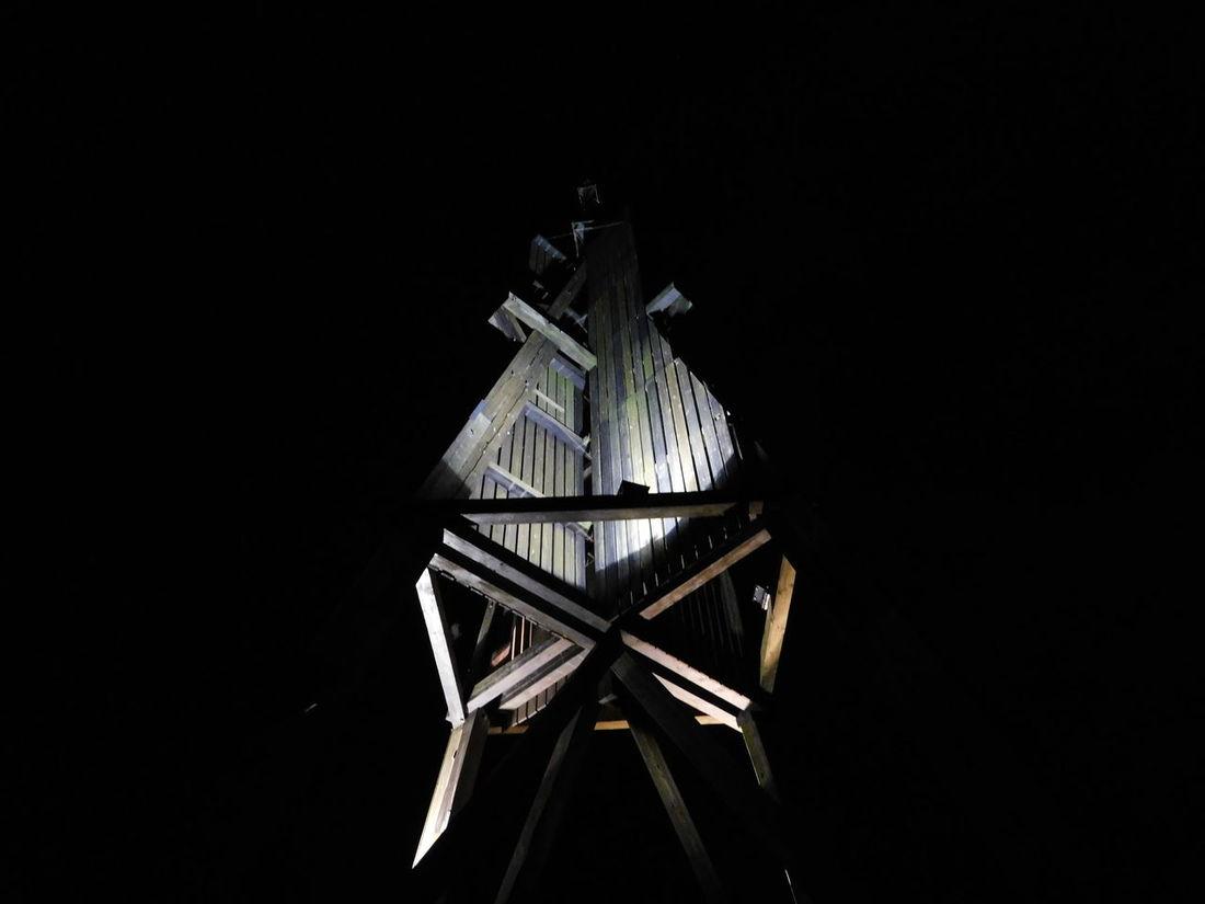 No People Night Black Background Outdoors Sky Kugelbake The Week On EyeEm Cuxhaven