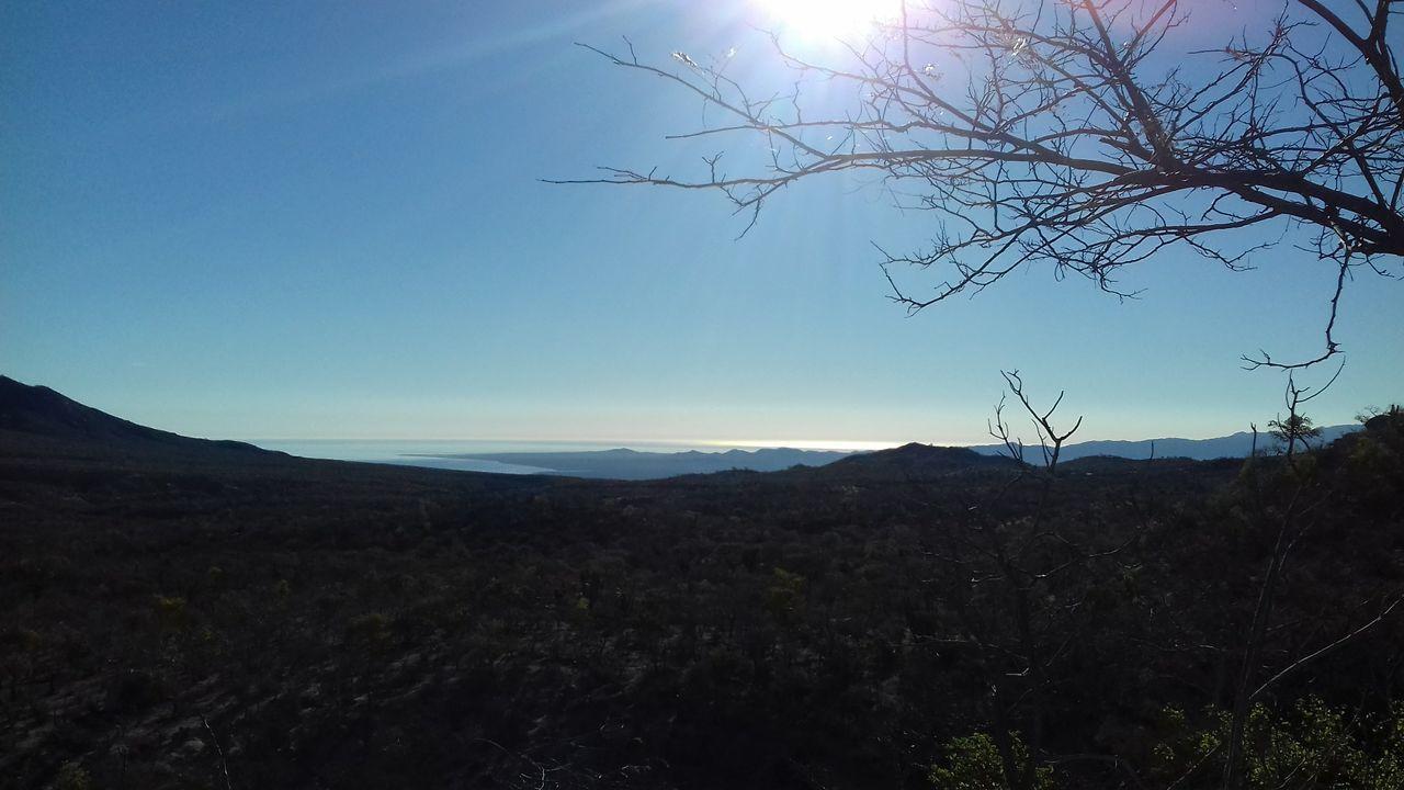 9:30 a.m. Landscape *-* Fantastic View ♡ Rancho Los Tamales ♡.♡