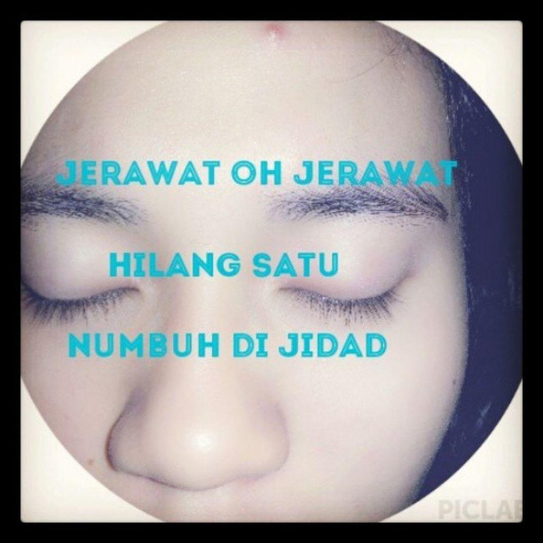 Jerawat Jidat Gawat Dahsyat