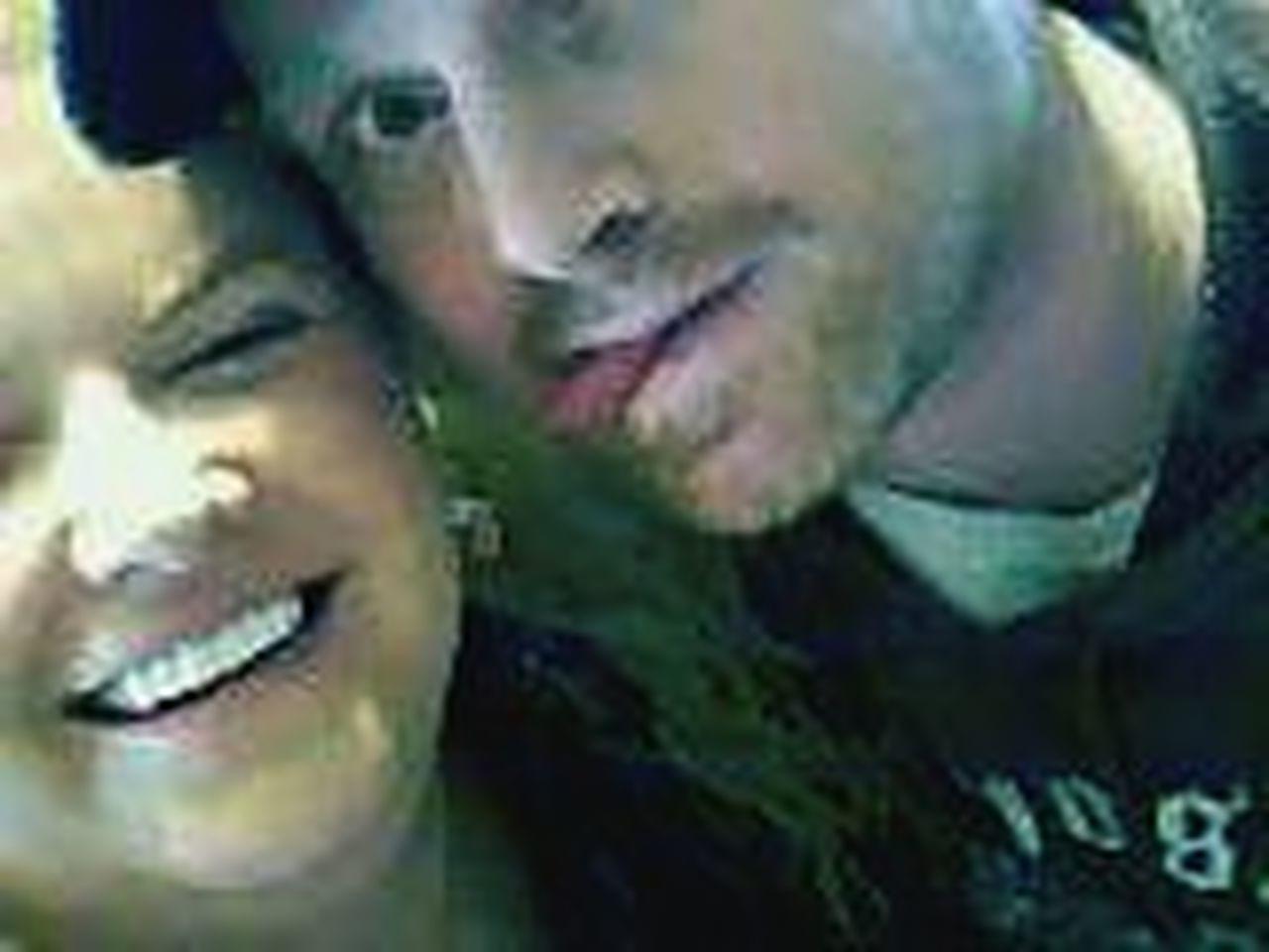 Couple Hanging Out Having Fun :)