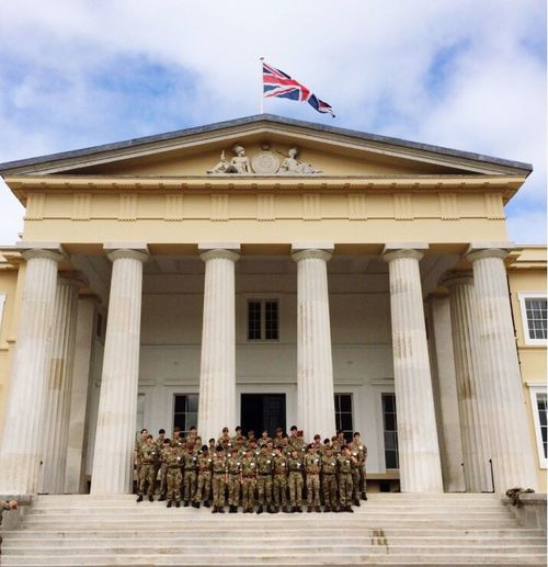Royal military achademy sandhurst Sandhurst RMAS Army First Eyeem Photo