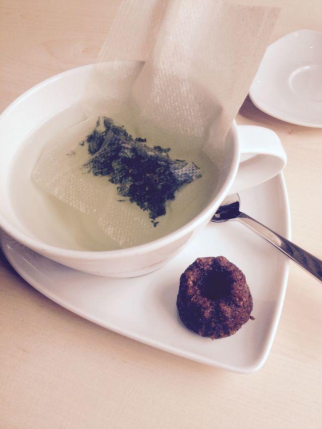 Teatime☕️ Capture The Moment Green Tea