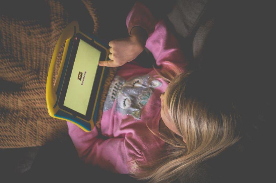 Child Technology Childhood Kids Ipad