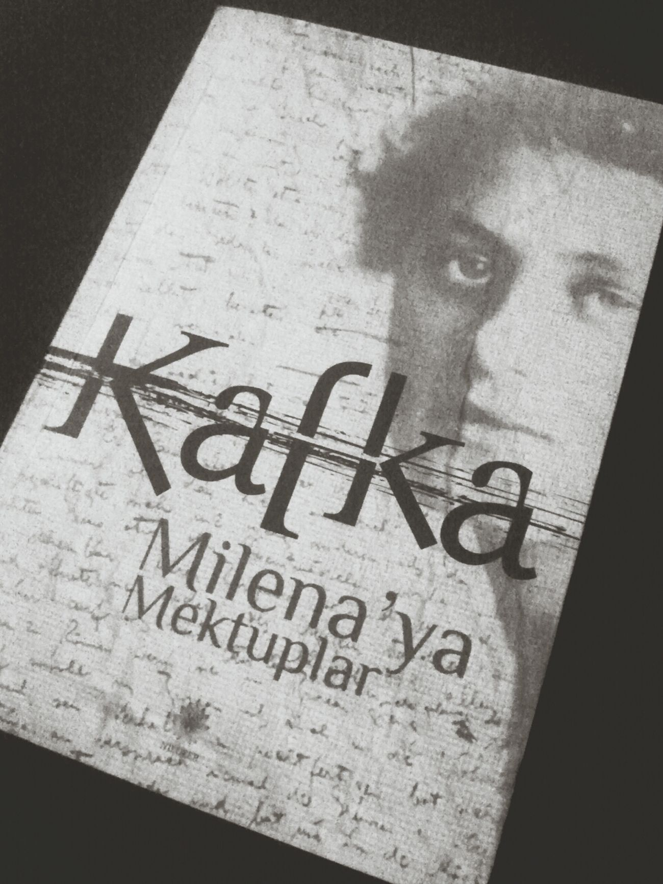 Good Book Books ♥ Photo Book Black And White Love Kafka..