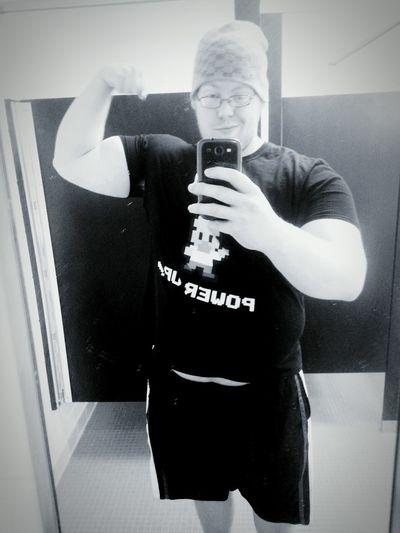 Asatru Nordic Norse Blue Eyes Guyswithlonghair Metalboy Metalhead Viking Powerlifter
