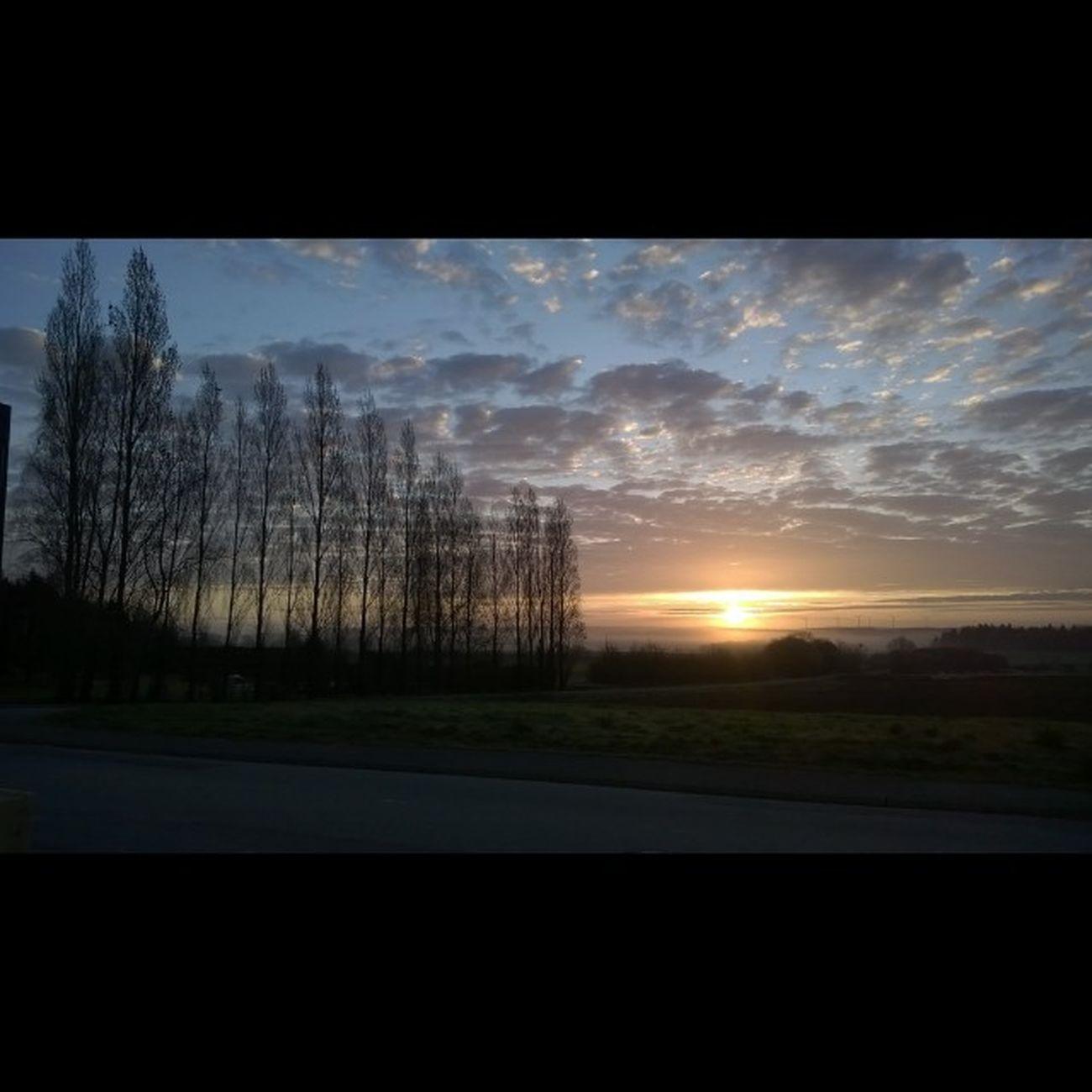 Sunrise Leverdesoleil Taupont Bretagne Bretagnetourisme Morbihan Miamorbihan Breizh Sun Soleil Sole Sol Sonne Nofilter