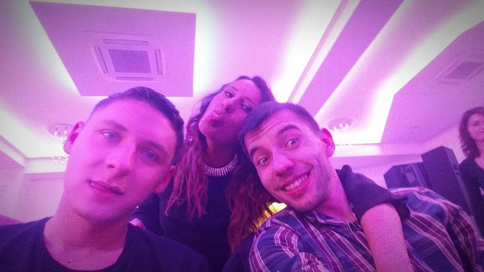 Friends ❤ Partying Till Sunrise Crazy Friends