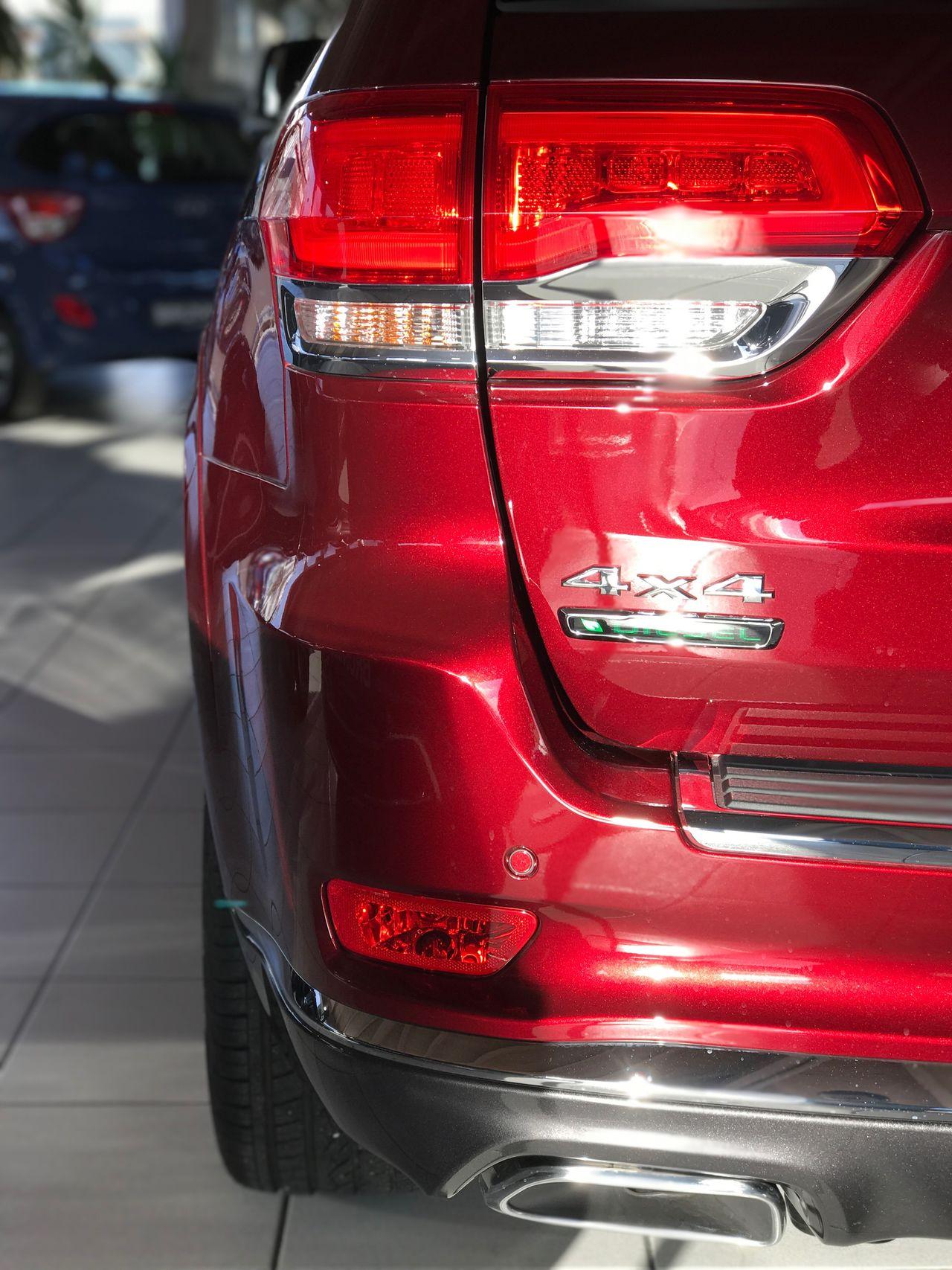 Jeep Grand Cherokee Car Land Vehicle Vehicle Light