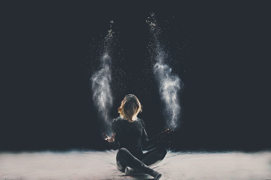 Beautiful stock photos of dark, 25-29 Years, Atmosphere, Young Women, artistic