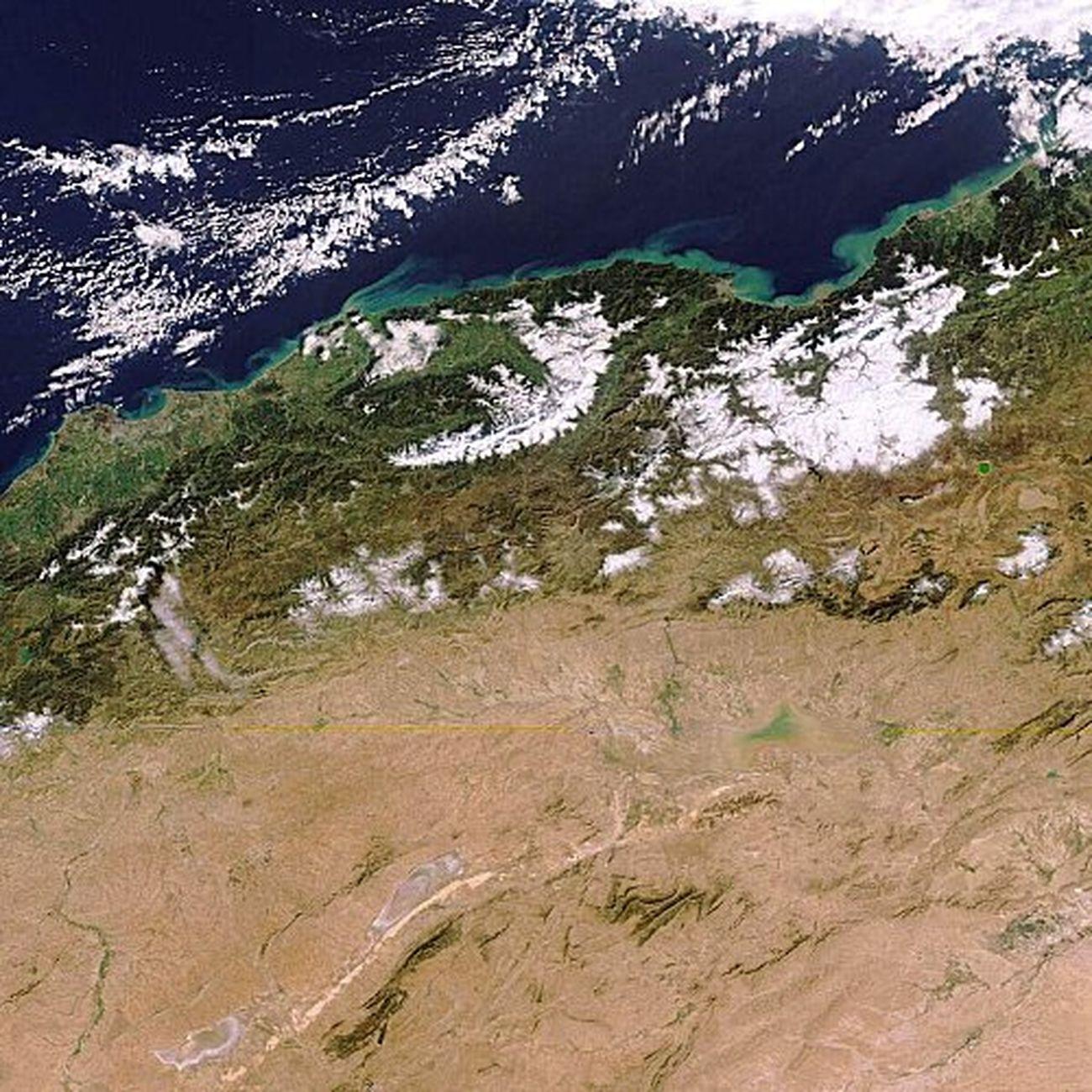 Algérie vue du ciel... Draria