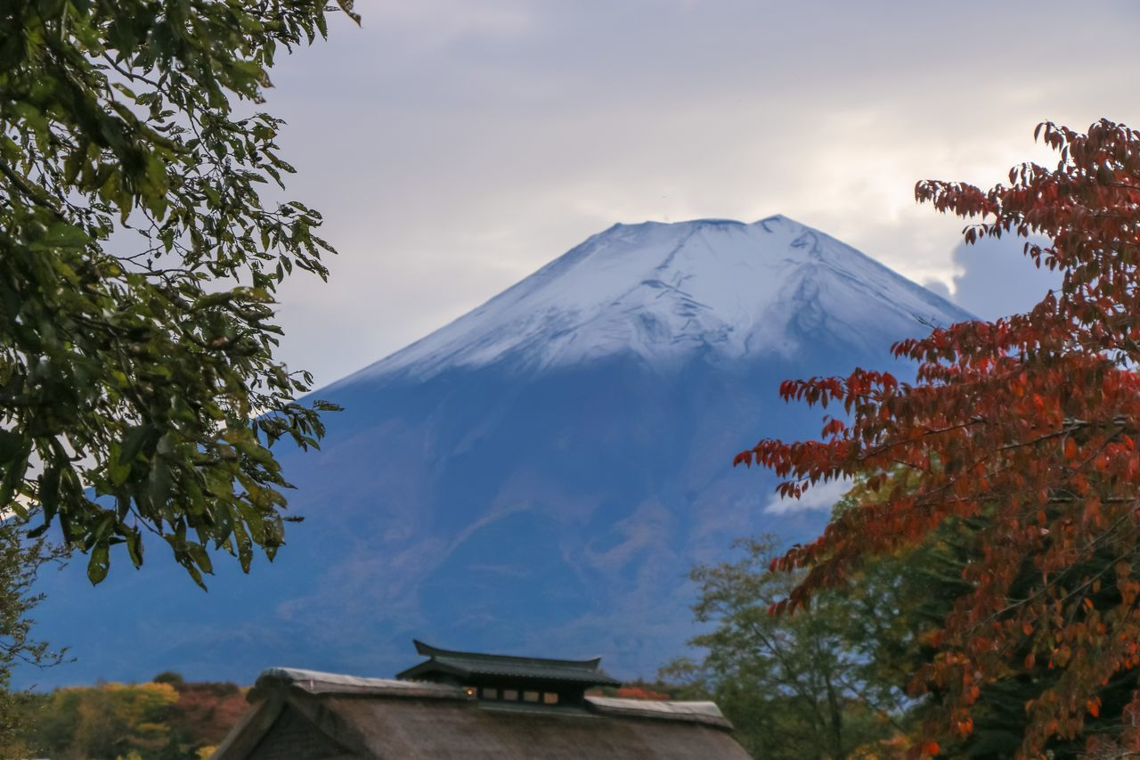 A Series Of Fuji Mountain's Picture -16 Mt.Fuji EyeEm Best Edits Eye Em Nature Lover Colors Of Autumn Mountain View Autumn Fujimountain Fuji Mountain Style Autumn Colors Snow Mountain