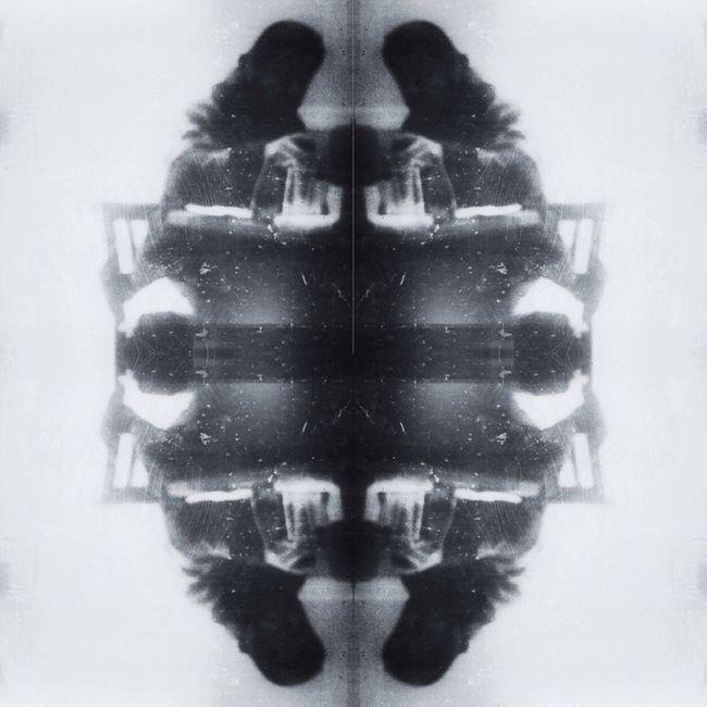 Fortheloveofblackandwhite Cafecounterculture Double Mirror NEM Abstracts