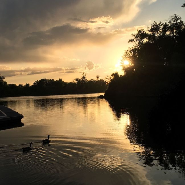 Sunset Water Tranquil Scene Tree Tranquility Scenics Reflection River Beauty In Nature Sky Idyllic Cloud Nature Cloud - Sky Atmospheric Mood Majestic Atmosphere Waterfront Non-urban Scene Dramatic Sky Sacramento River