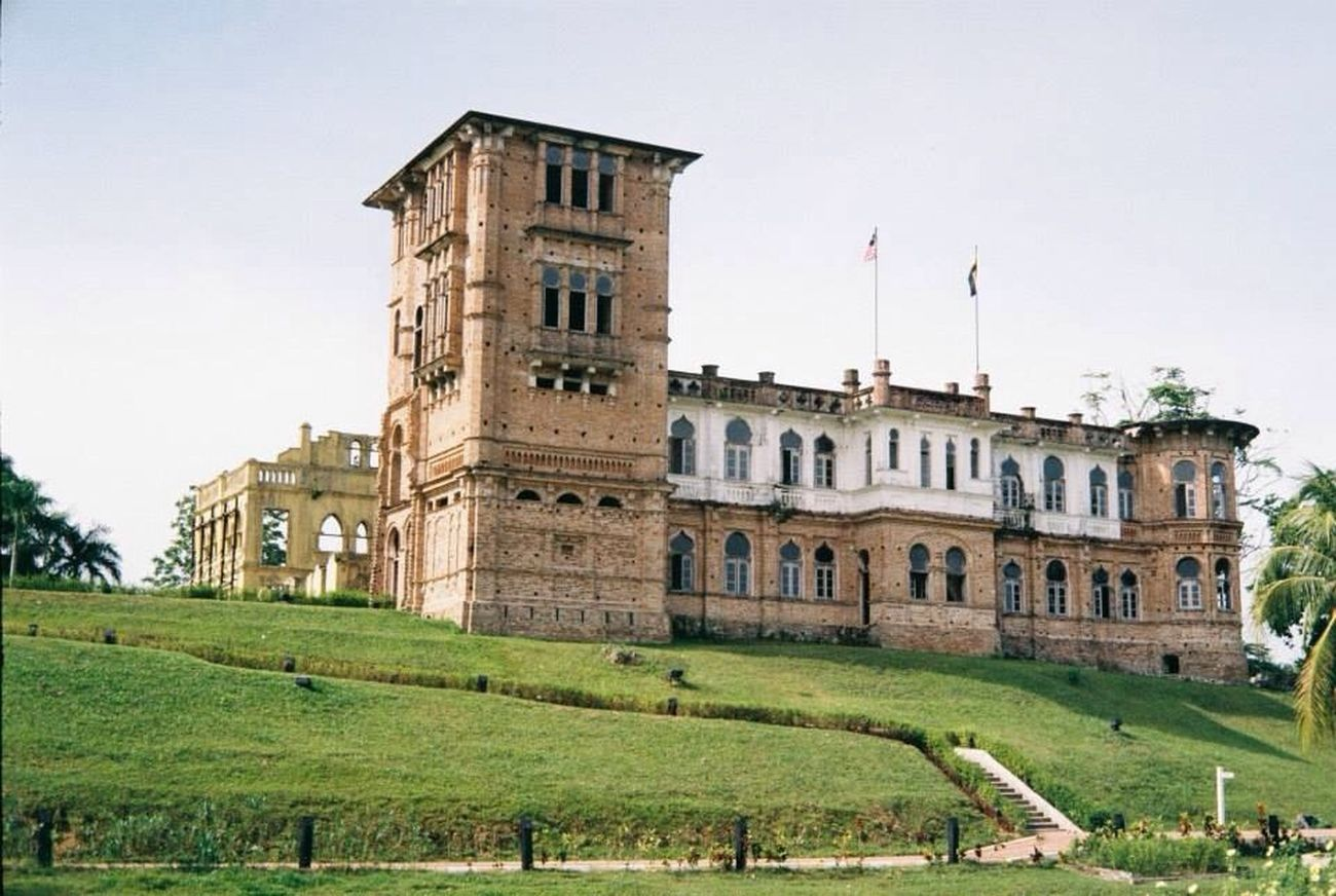 Kellie Castle Film Analogue
