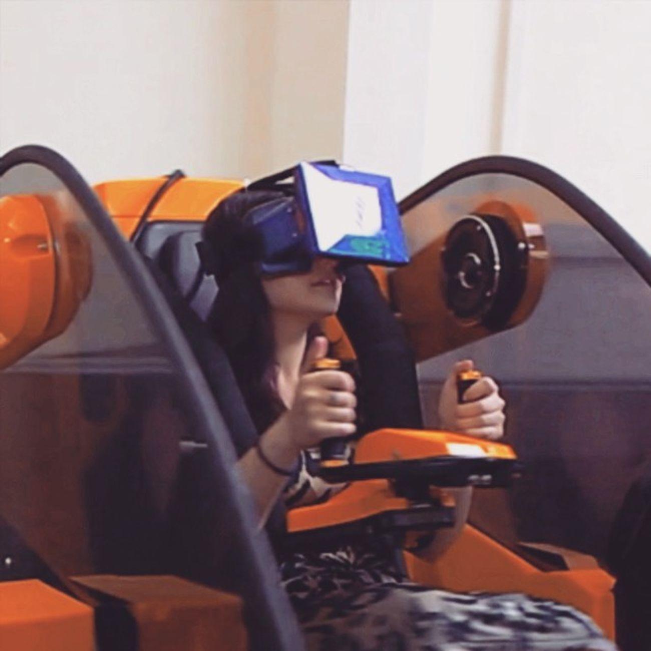 Первый раз в космосе космос  балроботов Москва ВДНХ балроботов2015 Виртуальнаяреальность космос  Oculusrift