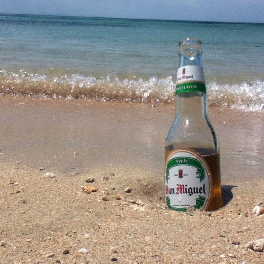 there was actually four of us: me, my beer, the beach, and the deep blue. Playacalatagan Calatagan Batangas Batintin Happybatins Insta_awe Instagood Instalike Instamood Instadaily Vacay Imiss Igers Ignation Igersmanila Love Beer Sanmigapple Beach Bestpic Photooftheday Picoftheday POTD