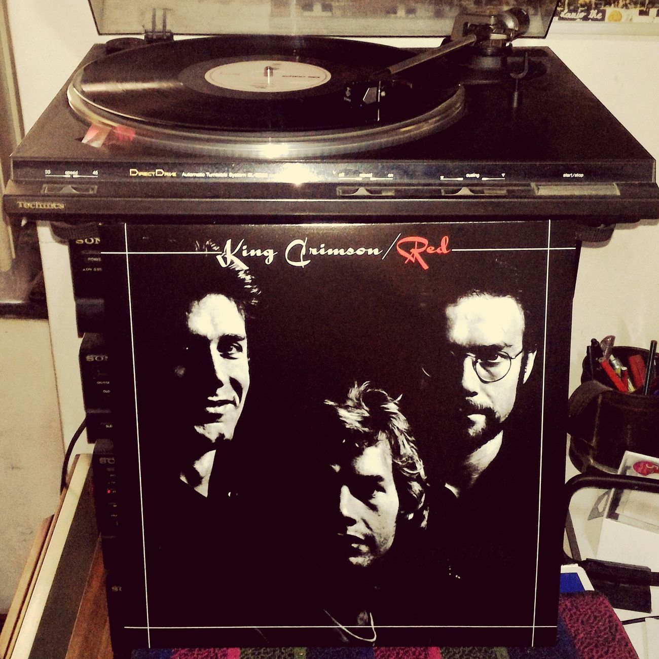 King Crimson Red 1974