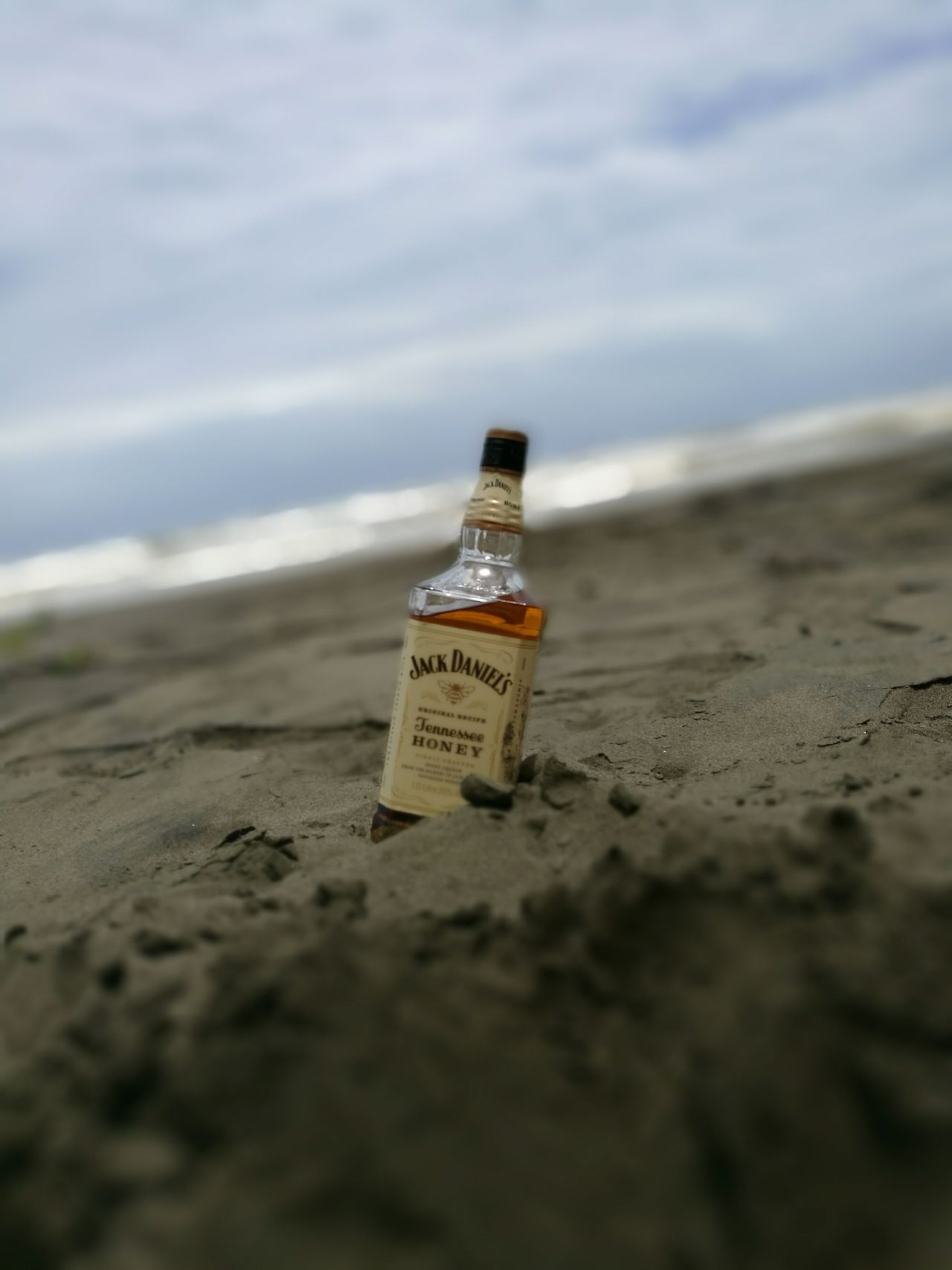 Beach Water Whisky Outdoors Sand Sea Nature Whiskey First Eyeem Photo Costarica Costa Rica Puerto Limón Caribe Jack Daniels Pura Vida ✌ Puravida