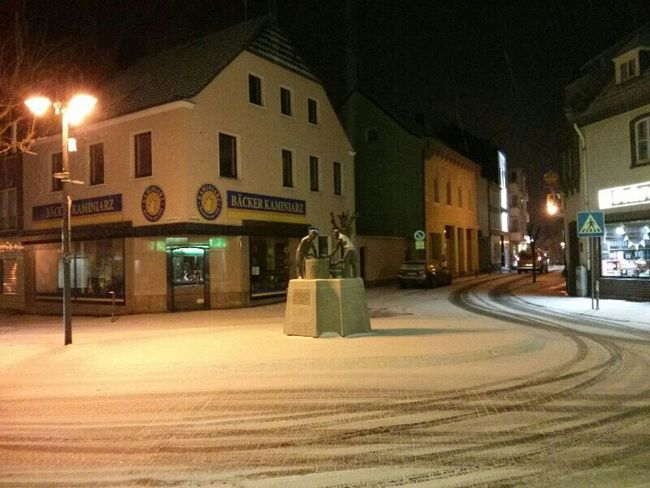 Winter is back Winter My Town