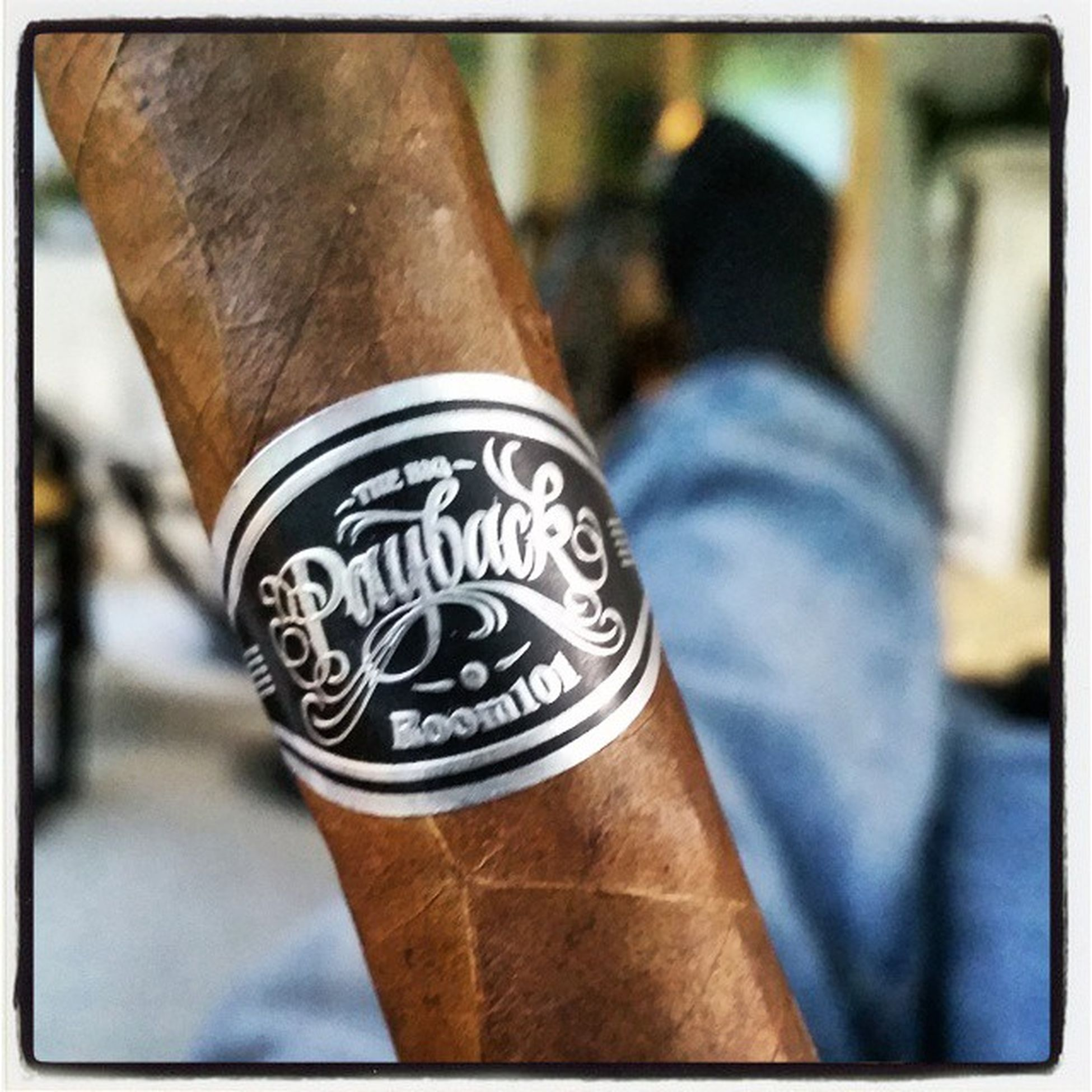 Time to kick back and chill. Cigar Room101