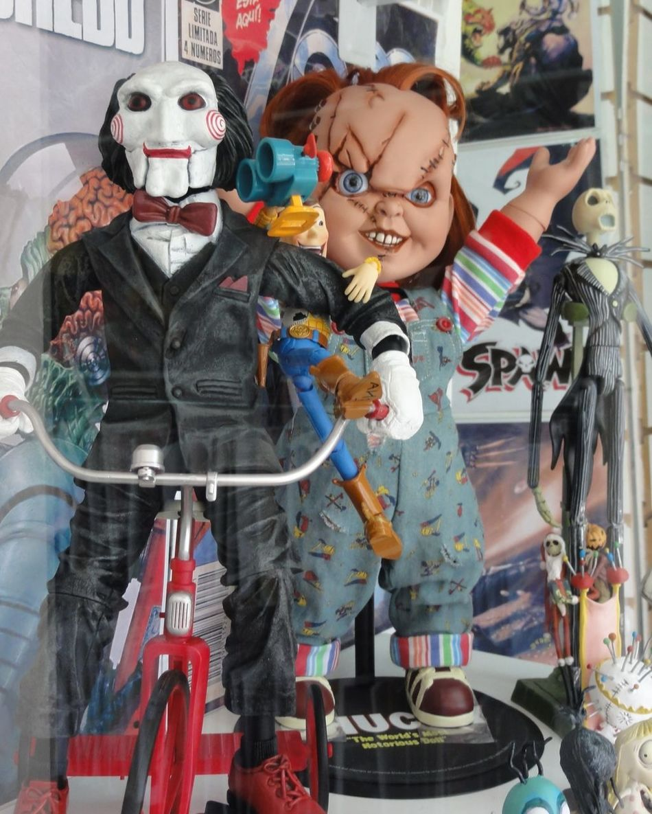 Happy Halloween New Toys Halloween Horrors