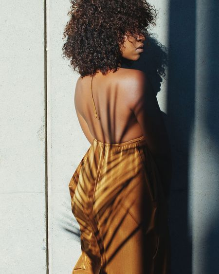 Last kiss to summer.. Real People Lifestyles Standing One Person South Africa YimLo Blackgirlmagic That's Me Nature Lover Close-up Curly Hair Nature Shadow Shadow Photography Shapes And Patterns