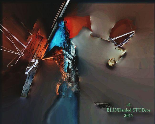 Computer Art Artist ArtWork BLINDsided STUDio