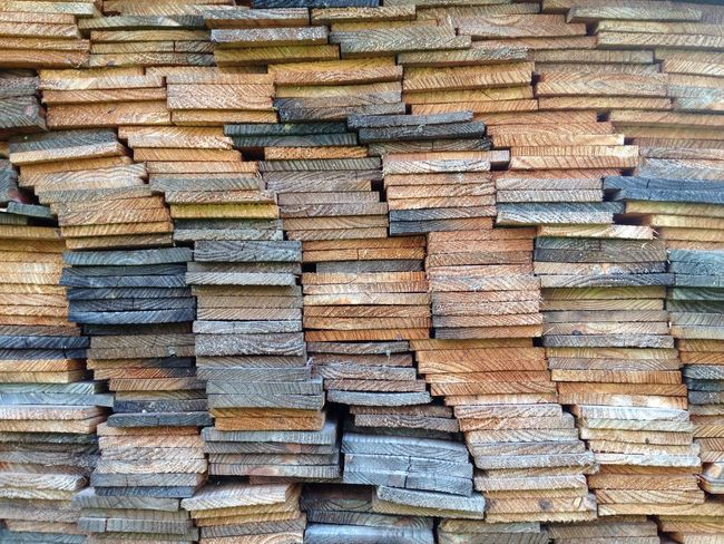 Stack Woodpile Wood - Material Large Group Of Objects Textured