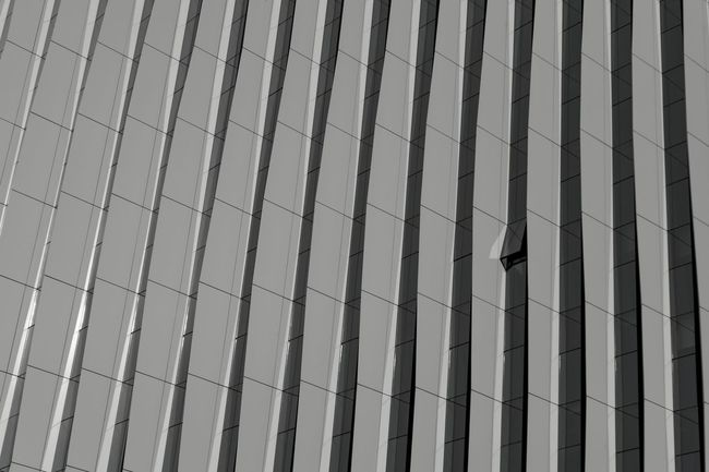 Architecture Building Exterior Low Angle View Madrid Spain No Color Edited No Colours SPAIN Windows