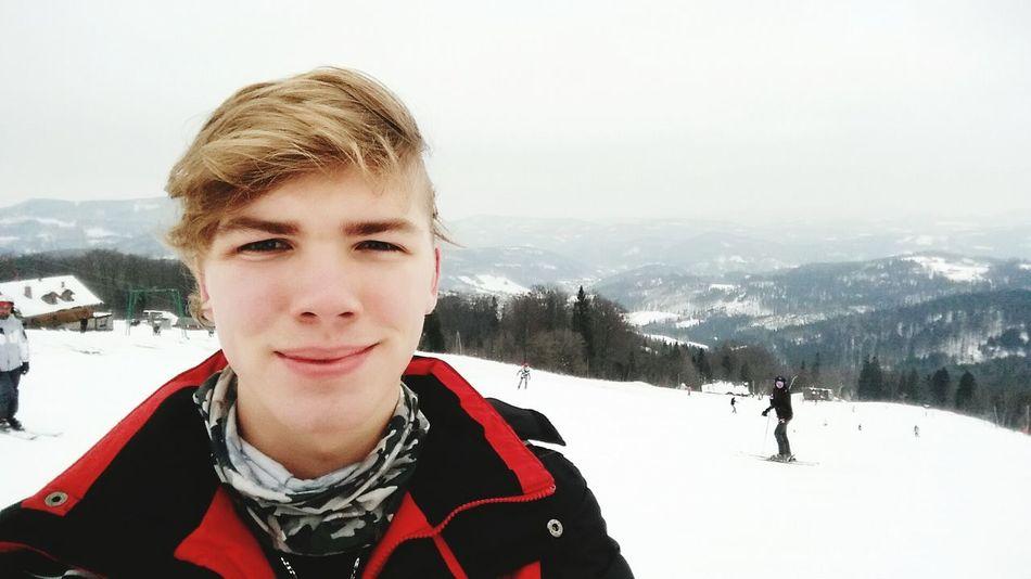 Skiing Ski Wisla Polishboy  Poland Mountains