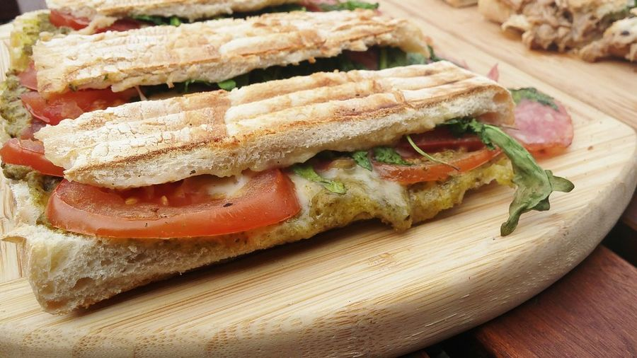 Summertime is Pannini time!