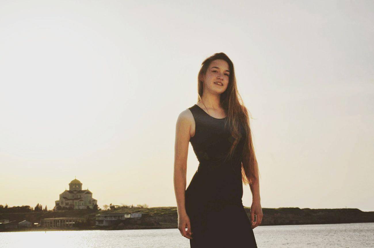 Sea Sevastopol  Smile :) Girl Sexygirl