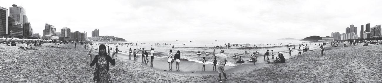 해운대마누라 / iphone5s Seaside Haeundae Pusan My Wife Loopin
