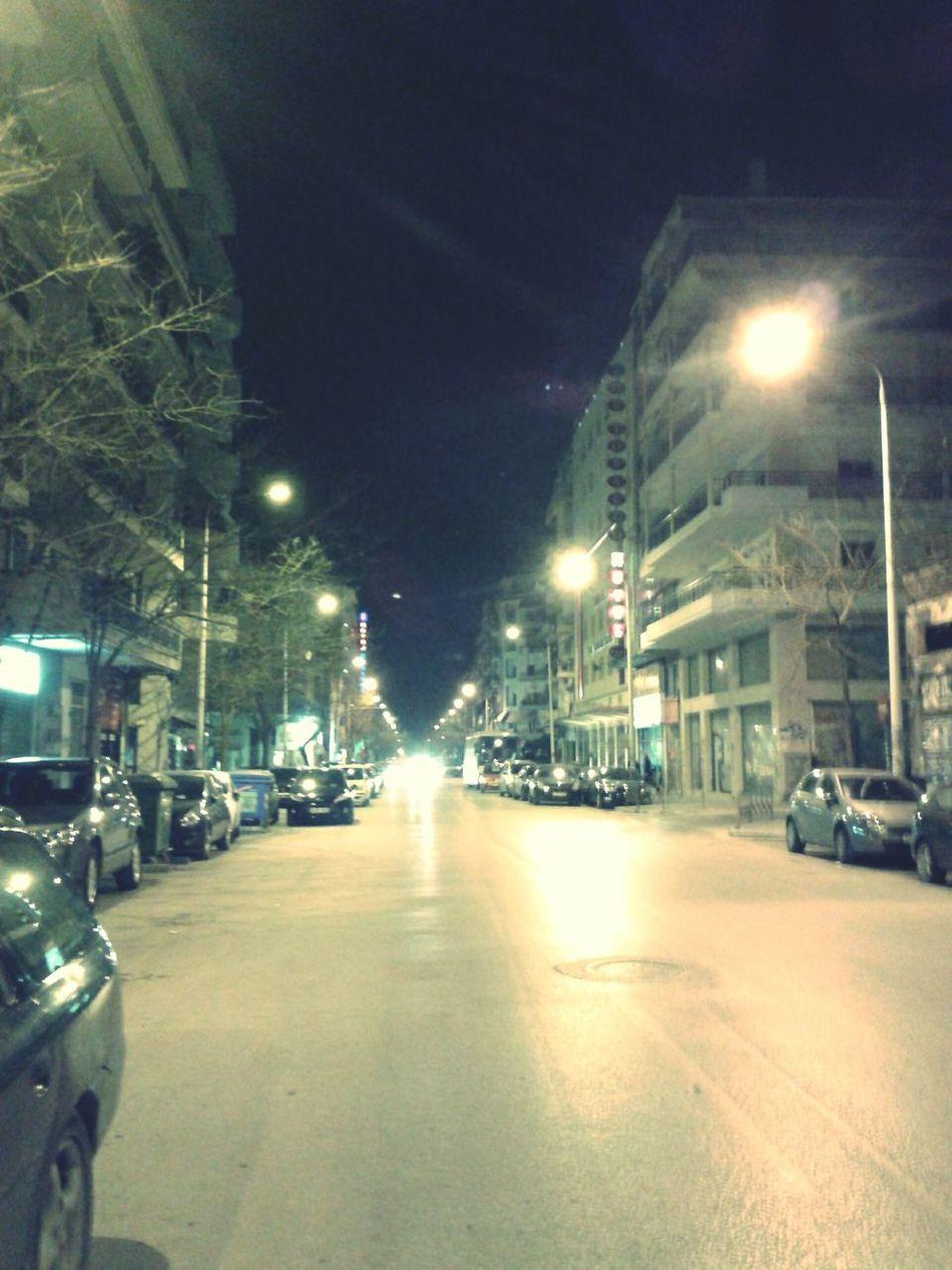 Life coming up Citylights Thessaloniki Skg NightInTown Urban Life