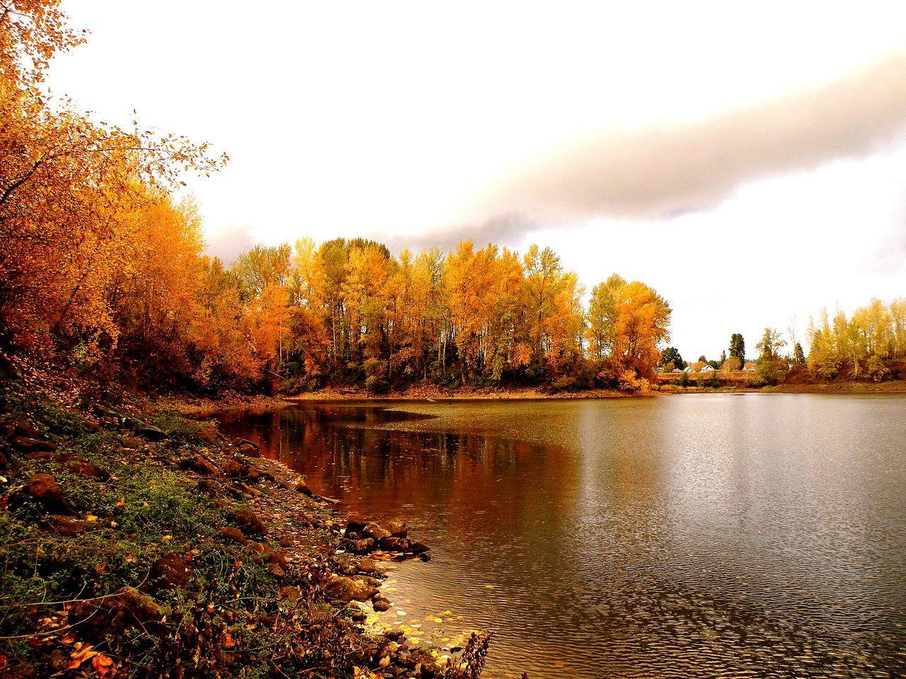 Clackamette Park Oregon City