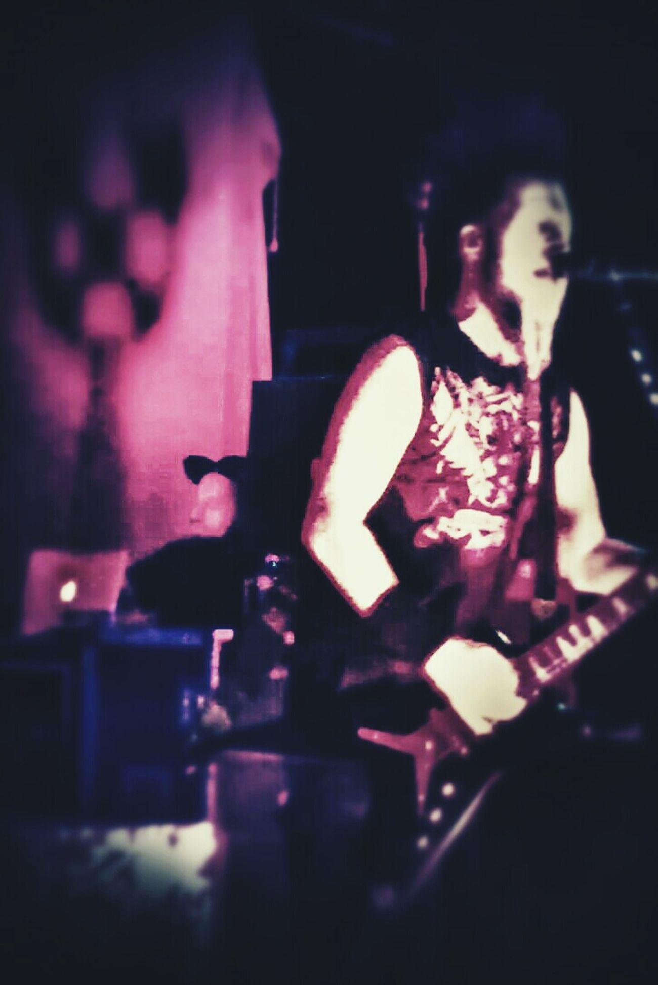 Static-X Live Music Art