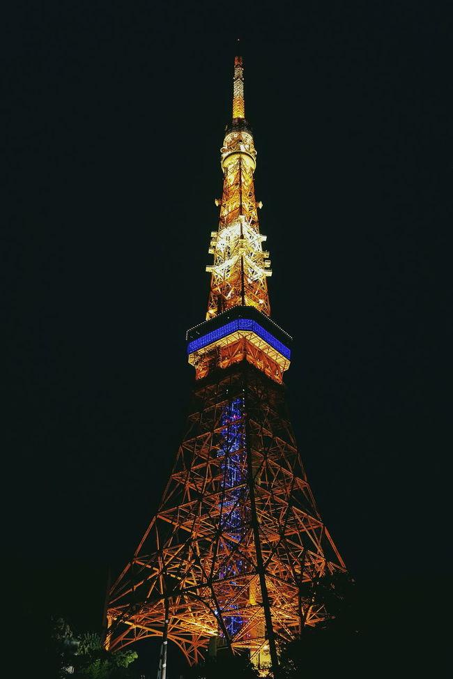Sweet Dreams Tokyo. Tokyo Tower, Tokyo, Japan. Galaxy Note 5 | 4.3mm equiv 28mm | 1/50 sec | f/1.9 | iso 250 Wanderlust
