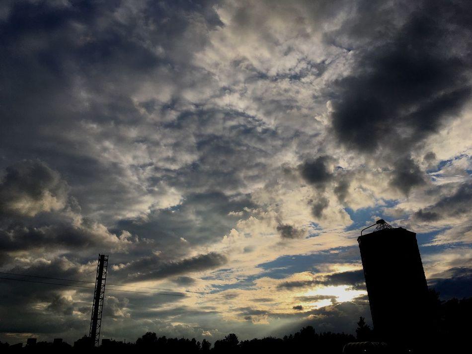 Sky City Sunset